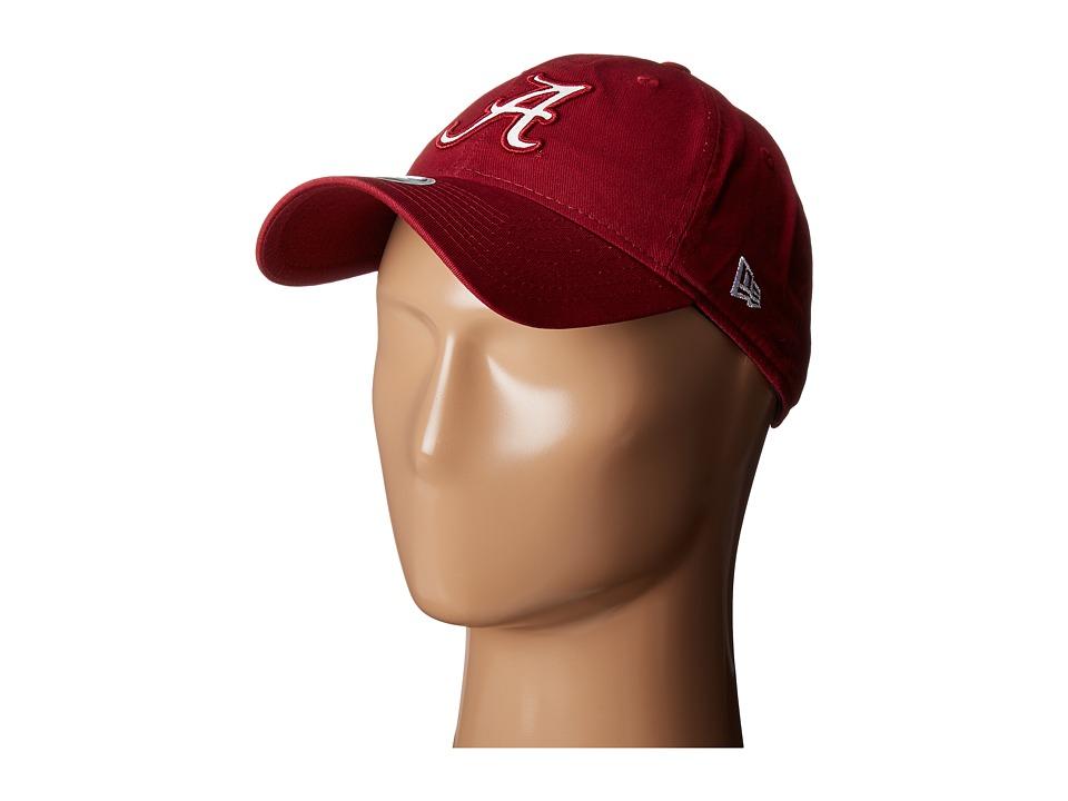 New Era - Team Glisten Alabama Crimson Tide (Team) Baseball Caps