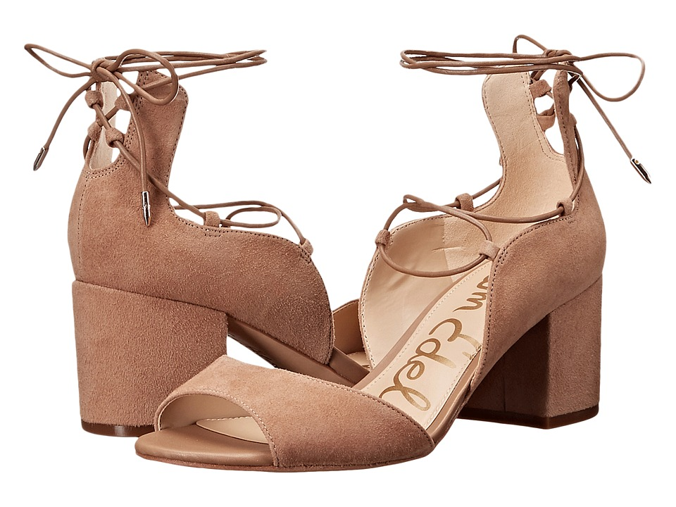 Sam Edelman - Serene (Golden Caramel) Womens Dress Sandals
