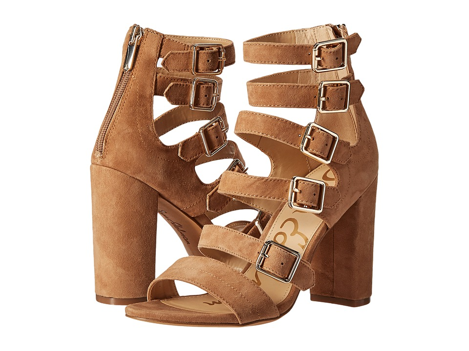 Sam Edelman - Yasmina (Golden Caramel) Womens Dress Sandals