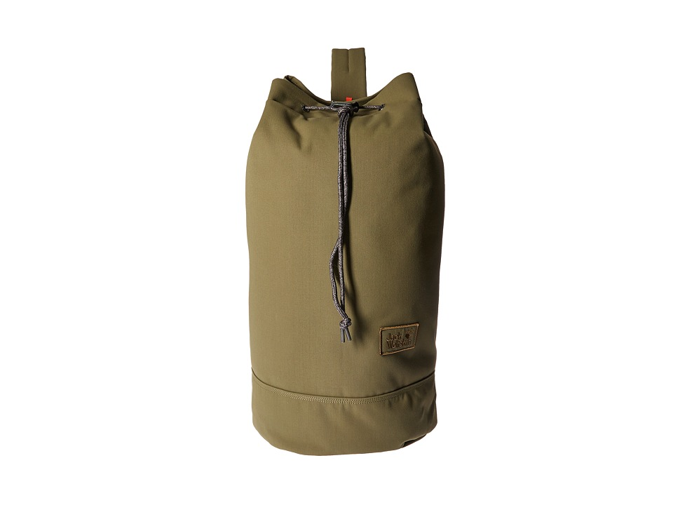 Jack Wolfskin On The Fly 35 (Burnt Olive) Bags