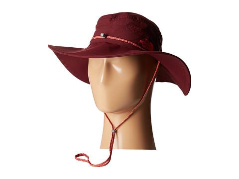 The North Face Horizon Brimmer Hat - Deep Garnet Red (Prior Season)