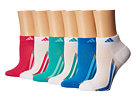 adidas Kids adidas Kids Vertical Stripe 6-Pack Low Cut Socks (Toddler/Little Kid/Big Kid/Adult)