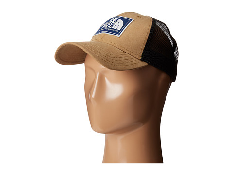 The North Face Mudder Trucker Hat - British Khaki/Estate Blue (Prior Season)