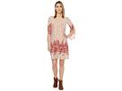 Roper - 0875 Border Print Tunic/Dress