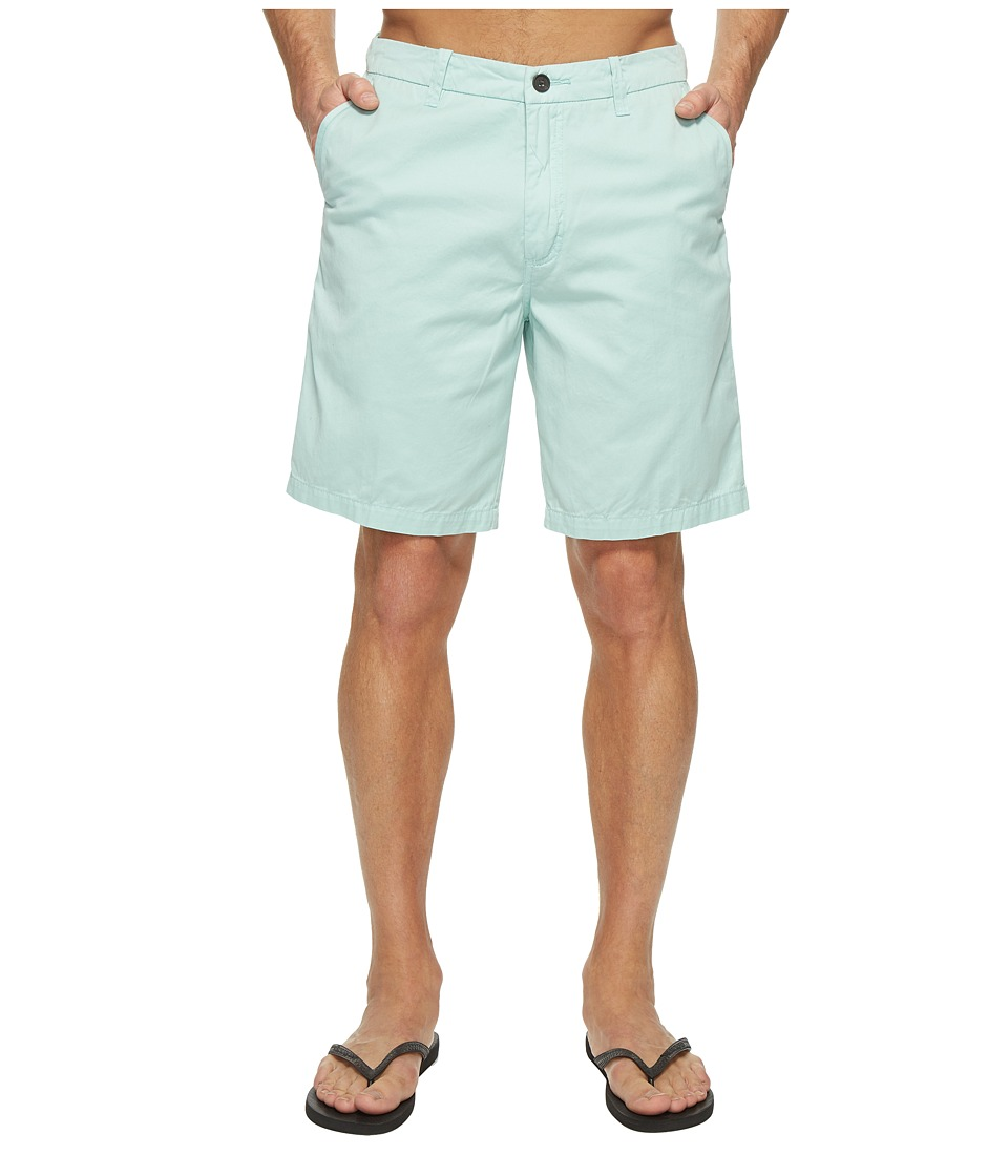 Quiksilver Waterman Down Under 4 Walkshorts (Lichen) Men