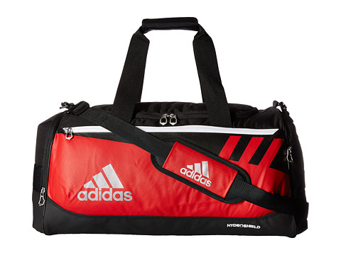 adidas Team Issue Medium Duffel - Power Red/Black