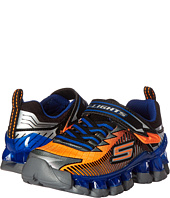 SKECHERS KIDS - Lighted Gore & Strap 90293L Lights (Little Kid)