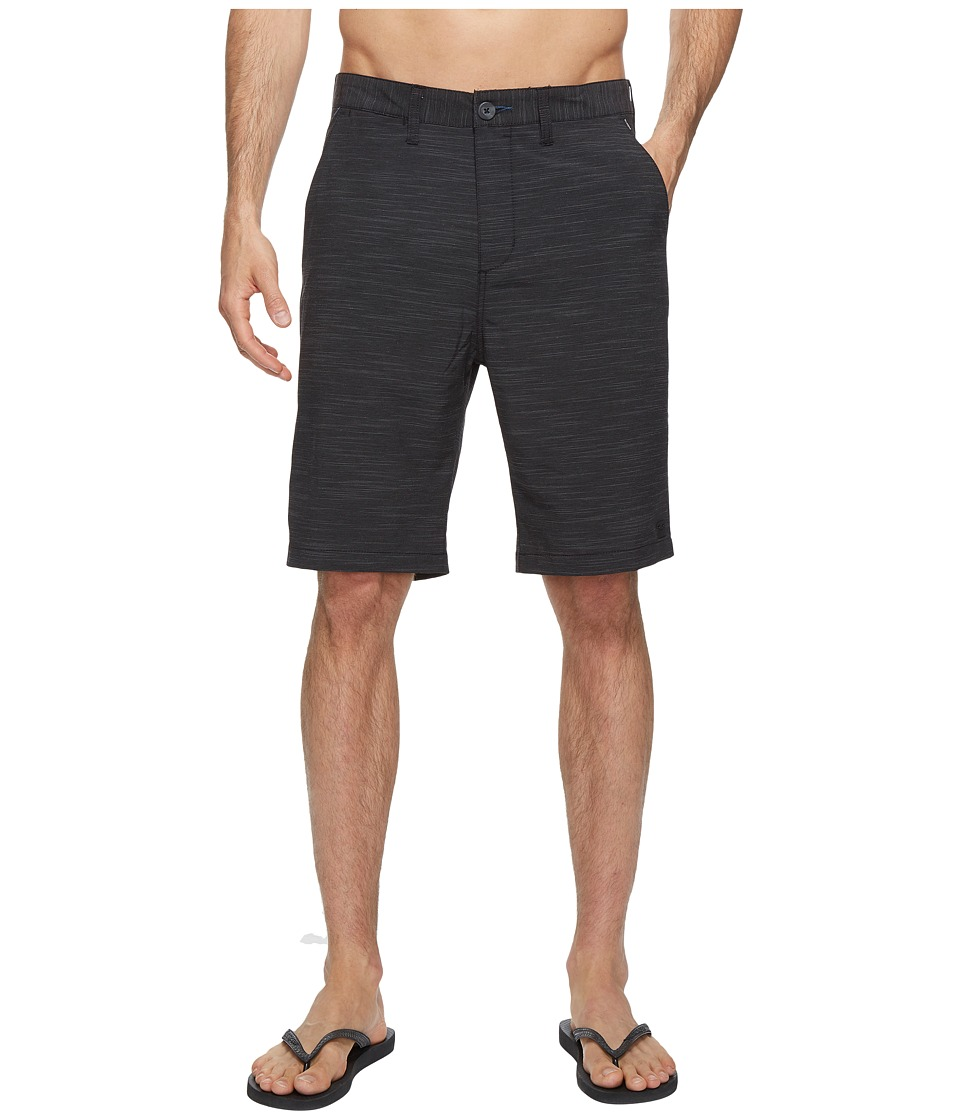 Billabong Crossfire X Slub Walkshorts (Black) Men