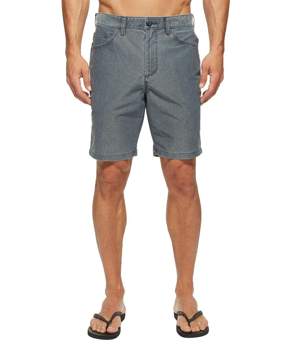 Billabong Outsider X Surf Cord Walkshorts (Black) Men