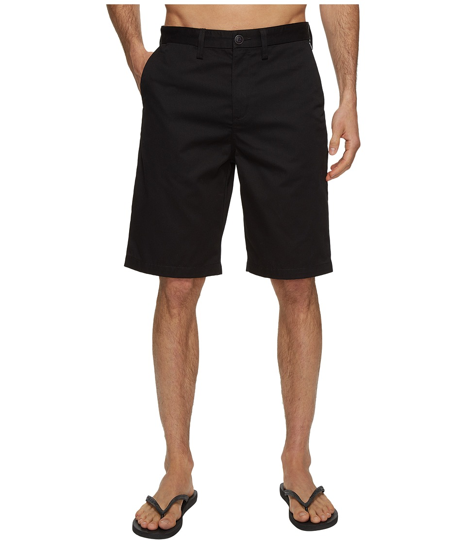 Billabong Carter Walkshorts (Black) Men