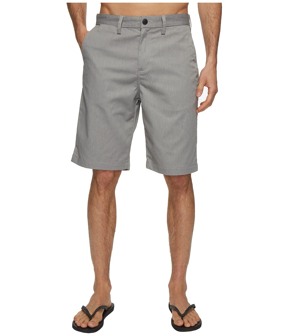 Billabong Carter Walkshorts (Grey Heather) Men