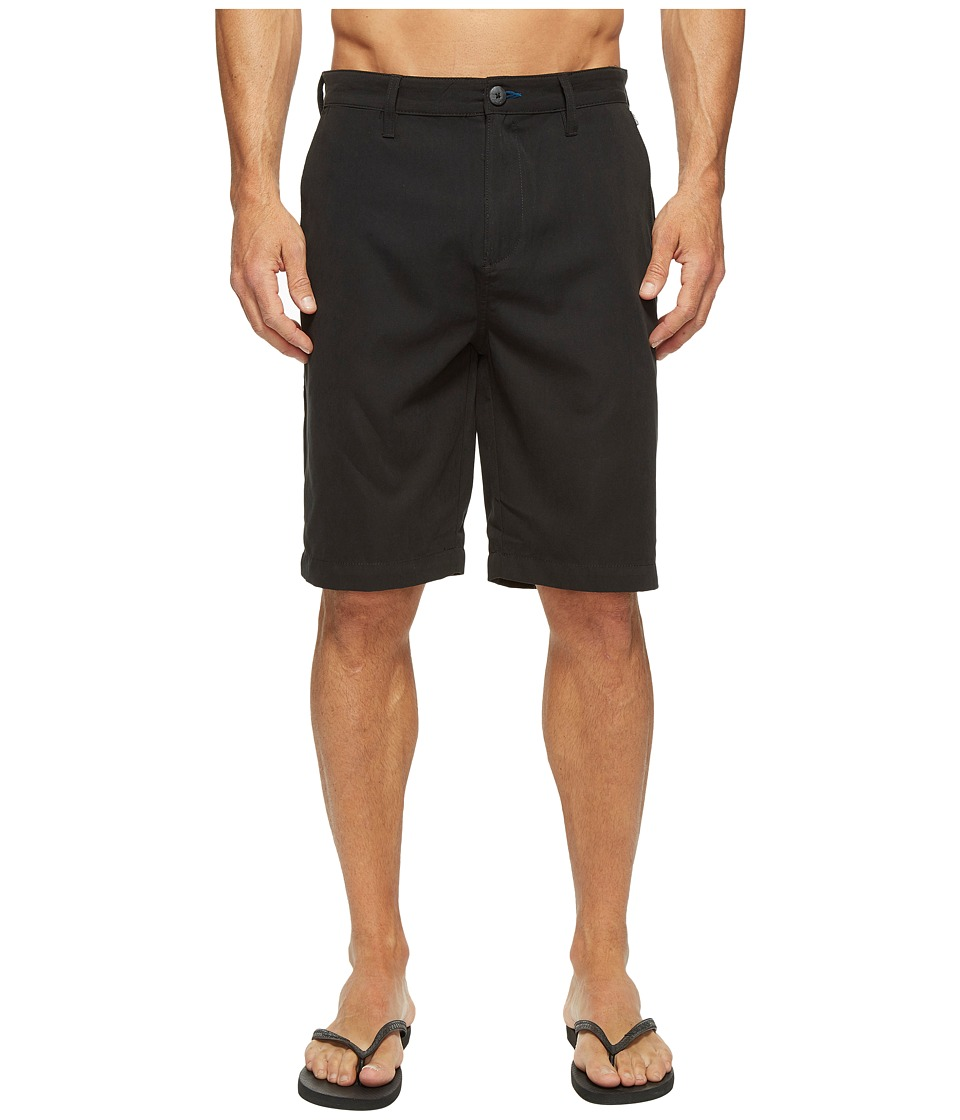 Billabong Carter Submersible Walkshorts (Black) Men