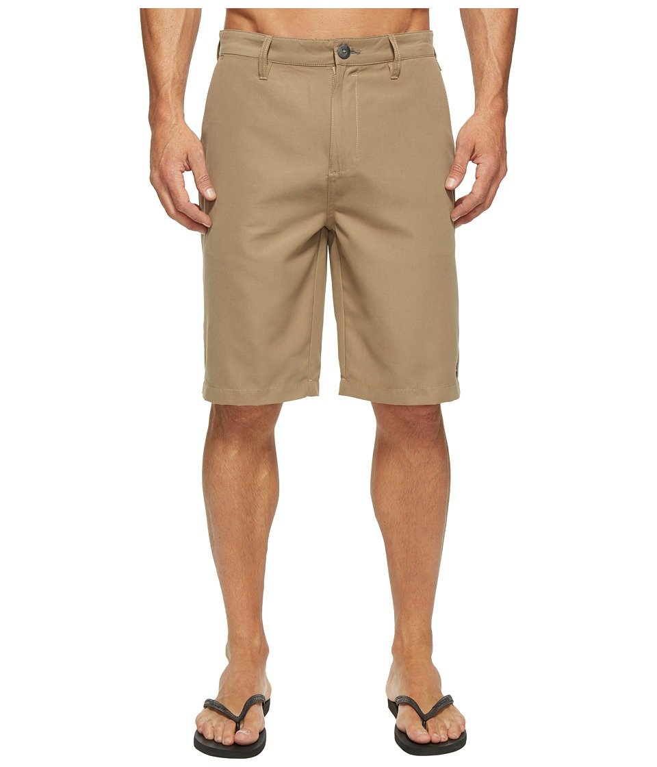 Billabong Carter Submersible Walkshorts (Khaki) Men