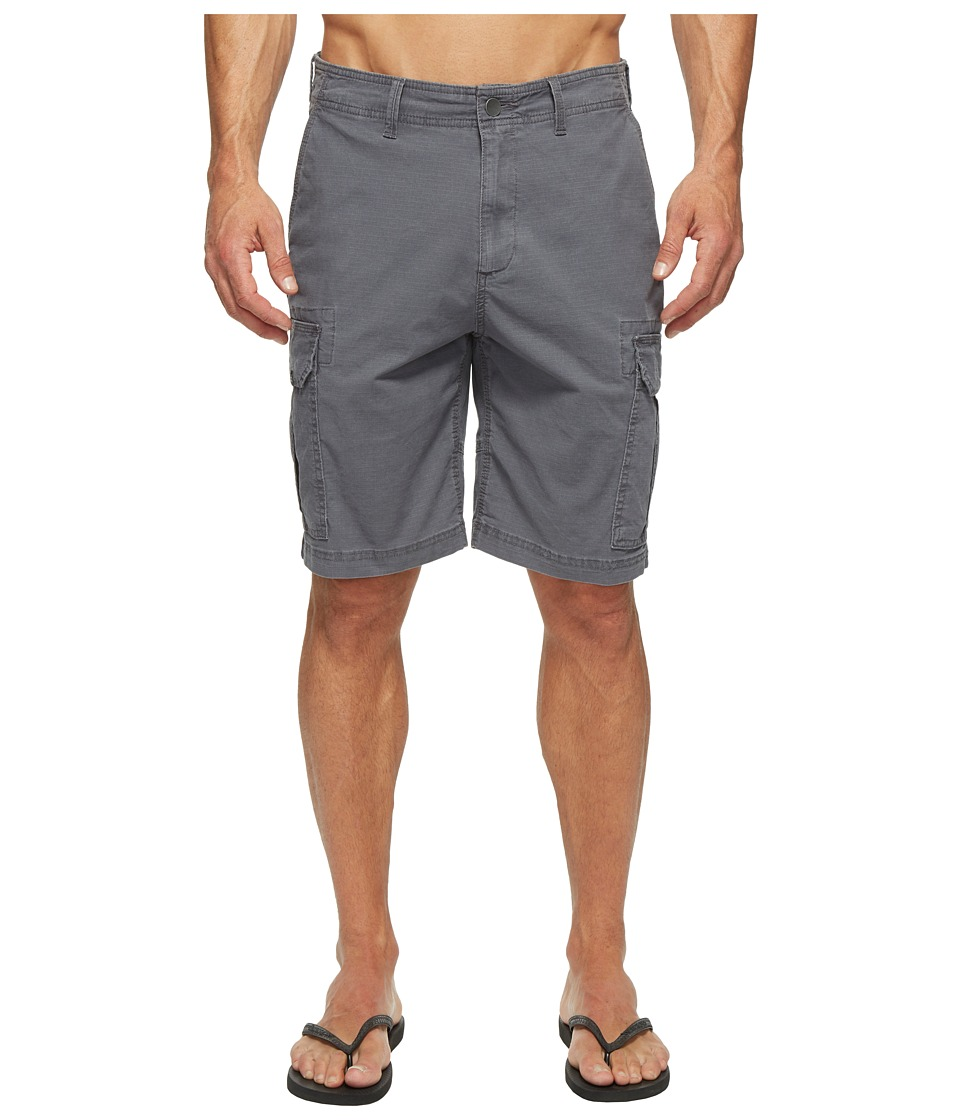 Billabong - Scheme Walkshorts (Asphalt) Men's Shorts