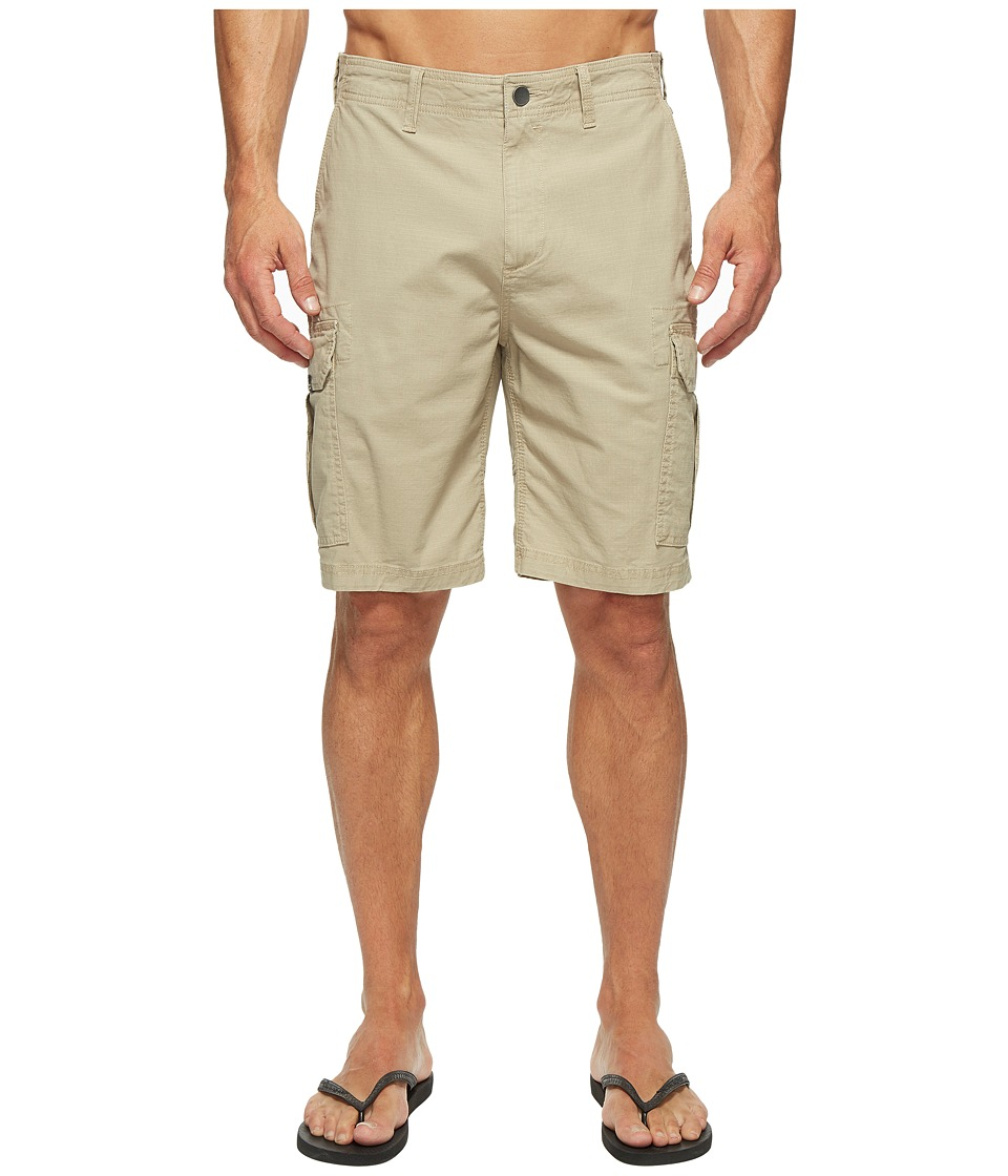 Billabong Scheme Walkshorts (Light Khaki Heather) Men