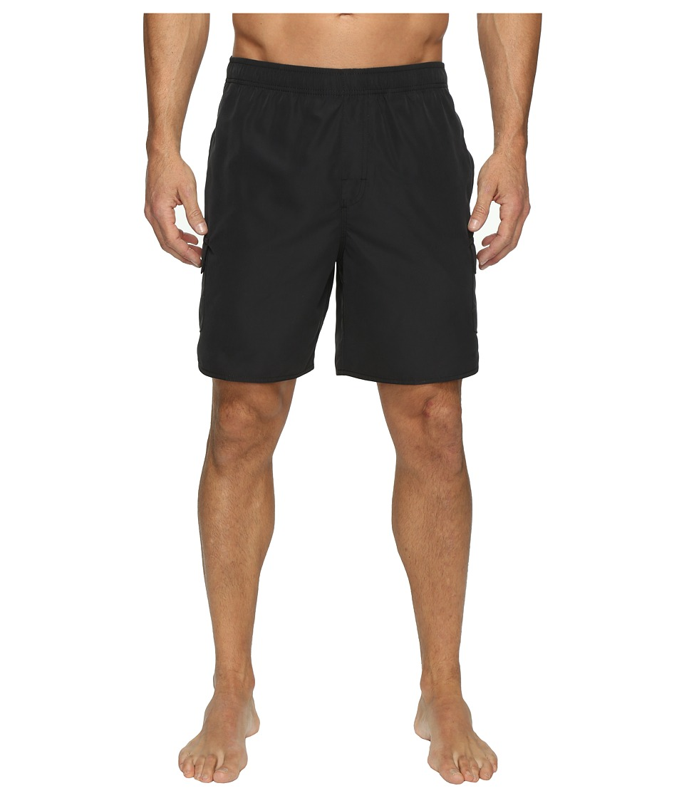 Quiksilver Waterman Balance 6 Volley Shorts (Black) Men