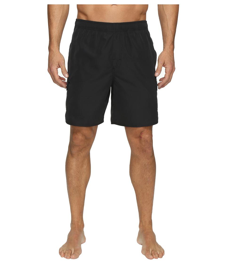 Quiksilver Waterman - Balance 6 Volley Shorts (Black) Mens Shorts