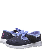 SKECHERS KIDS - Go Walk 81134N (Toddler/Little Kid)