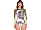 Salty Dayz Long Sleeve Spring Suit