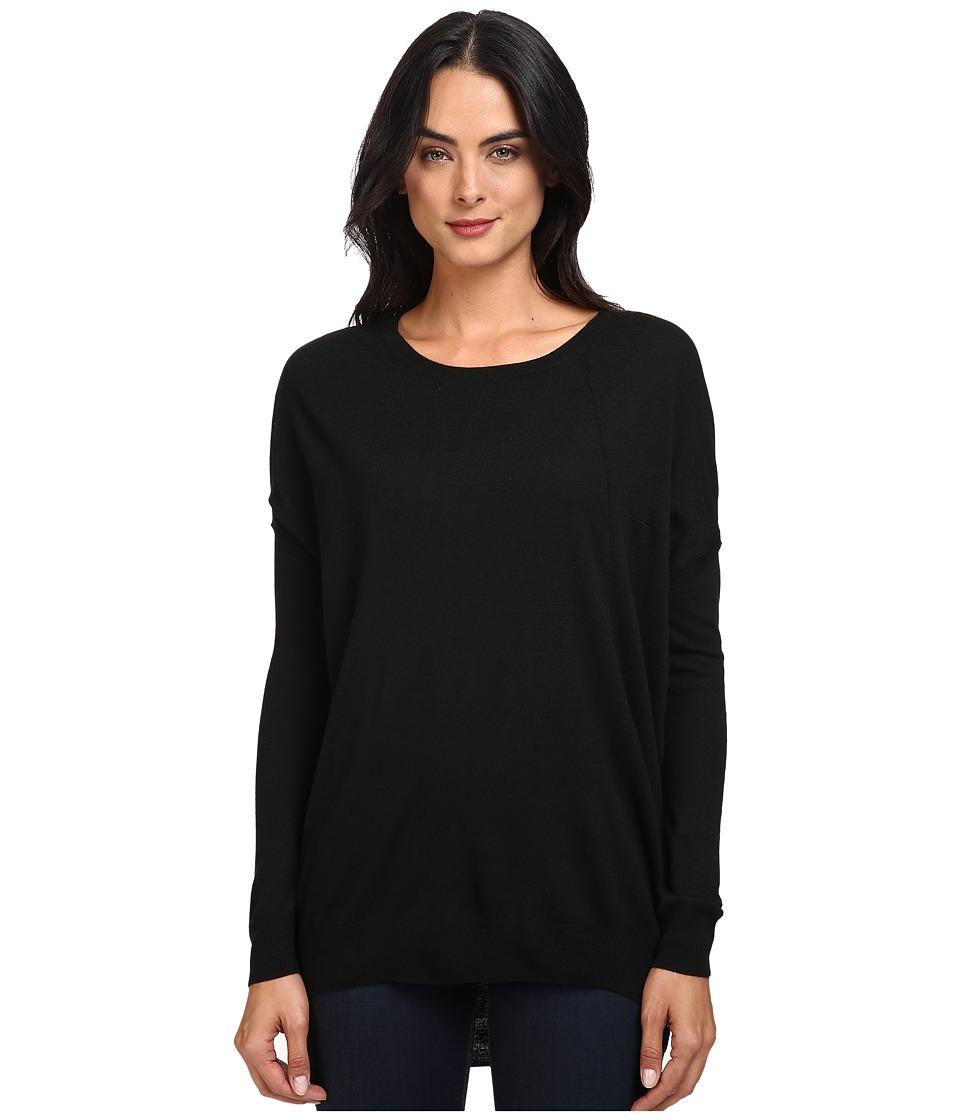 Splendid Quincy Sweater (Black) Women