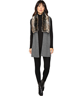 Splendid - Vail Faux Fur Collar Vest