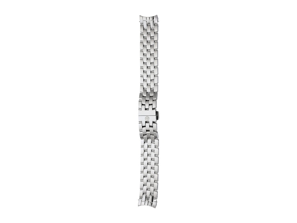 Michele - 18mm Belmore Stainless Steel 5