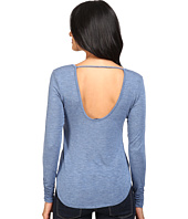 Splendid - Slub Jersey Open Back Top