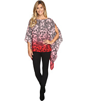 Vince Camuto - Festive Lace Ombre Poncho