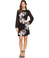 Vince Camuto - Chiffon Sleeve Winter Gerland Dress