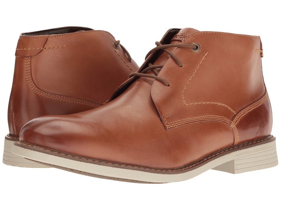 Rockport Classic Break Chukka (Catalina Tan) Men