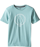 Volcom Kids - Pin Line Stone Short Sleeve Tee (Toddler/Little Kids)