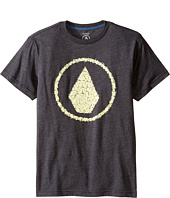Volcom Kids - Jag Short Sleeve Tee (Big Kids)