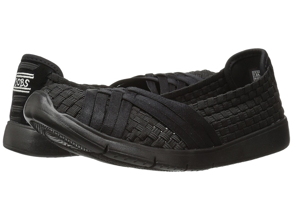 BOBS from SKECHERS Pureflex 2 (Black/Black) Women
