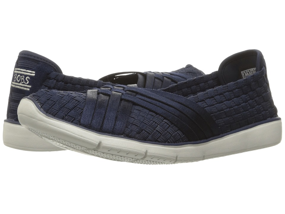 BOBS from SKECHERS Pureflex 2 (Navy) Women