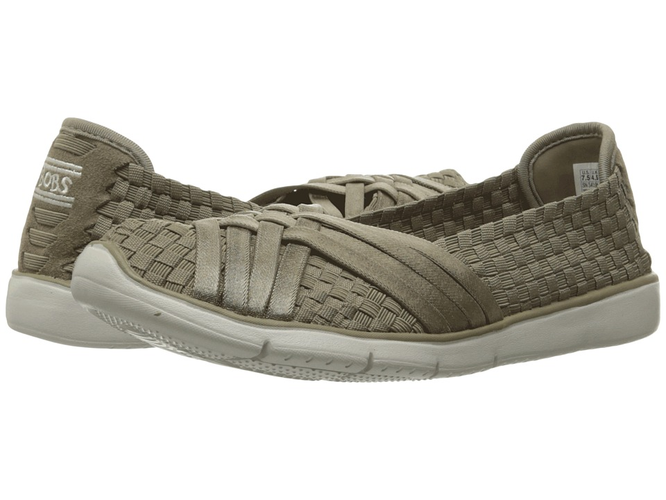 BOBS from SKECHERS Pureflex 2 (Taupe) Women
