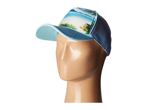 Prana Rio Ball Cap - Surf Blue