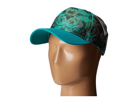 Prana Finney Trucker Hat - Emerald Waters