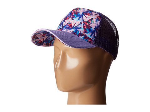 Prana La Viva Trucker Hat - Supernova Pinwheel
