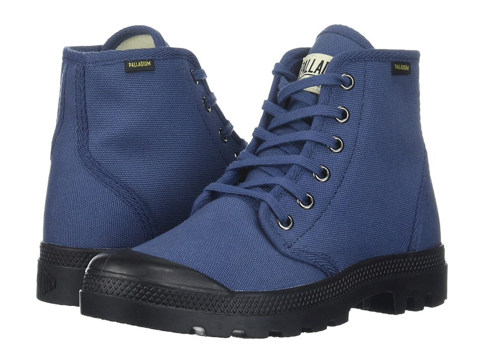 Palladium Pampa Hi Originale (Indigo/Black) Lace-up Boots
