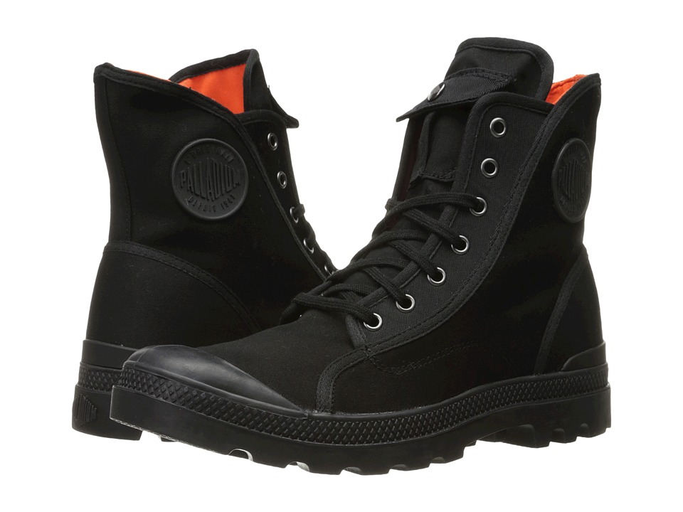 Palladium Pampa M65 Hi (Black/Flame) Men