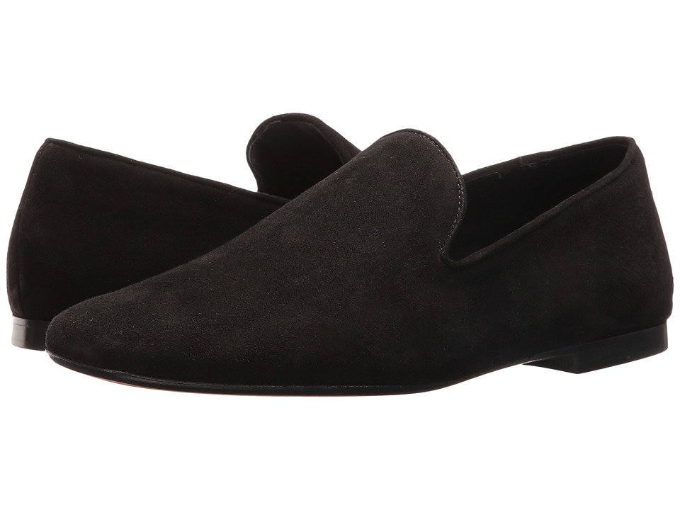 Vince Bray 2 (Black Kid Suede) Women's Shoes
