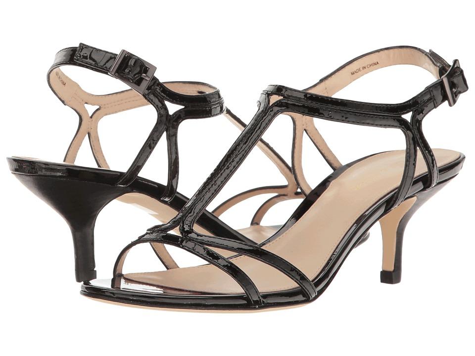 Pelle Moda Abbie (Black Patent) Women
