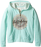Billabong Kids - Small Steps Hoodie (Little Kids/Big Kids)