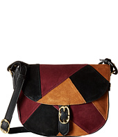 Emma Fox - Filmore Patchwork Saddle Bag