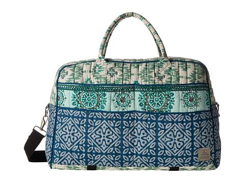 Prana Bhakti Weekender Bag - Emerald Waters