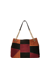 Emma Fox - Filmore Patchwork Chain Satchel
