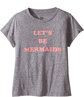 Billabong Kids - Let's Be Mermaids Tee (Little Kids/Big Kids)