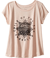 Billabong Kids - Child of the Sun Tee (Little Kids/Big Kids)