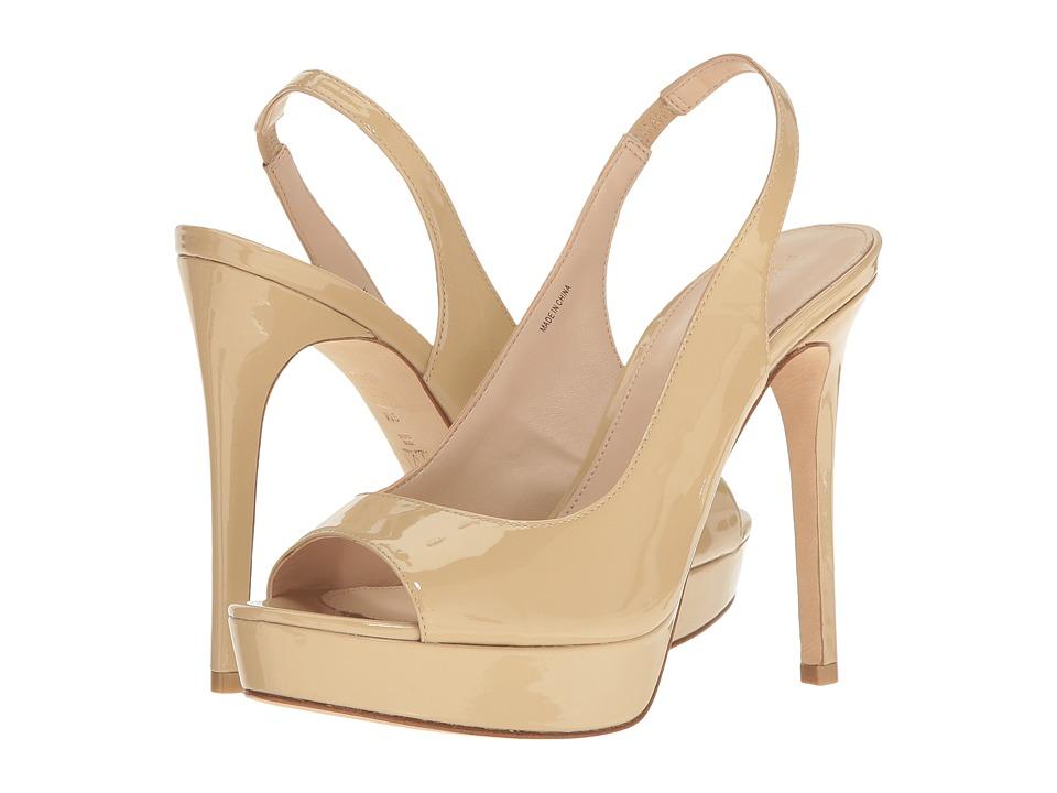 Pelle Moda - Oana (Nude Patent) High Heels