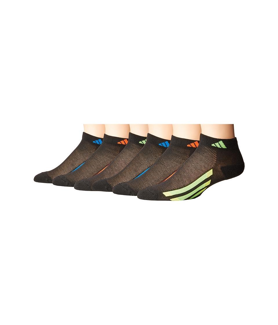 adidas Kids - Vertical Stripe Low Cut 6